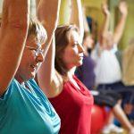 Gesundheitssport für Frauen